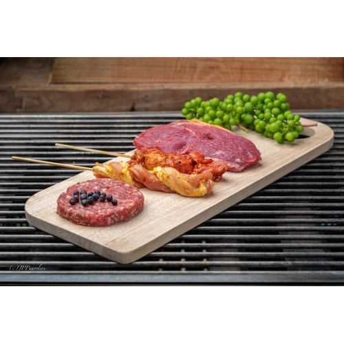 BBQ pakket JPPuurvlees Bio (1 persoon)