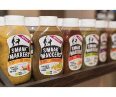 Marinade, kruiden, olijfolie en sauzen Bio