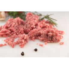 Magere hamburger met tzatziki