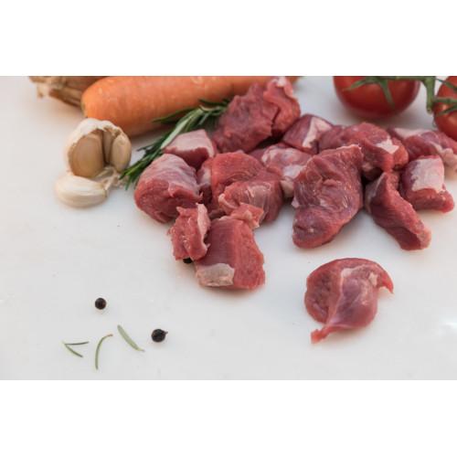 Kalfsstoofvlees Bio