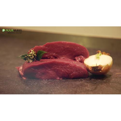 Hertenrugfilet (500 gram)