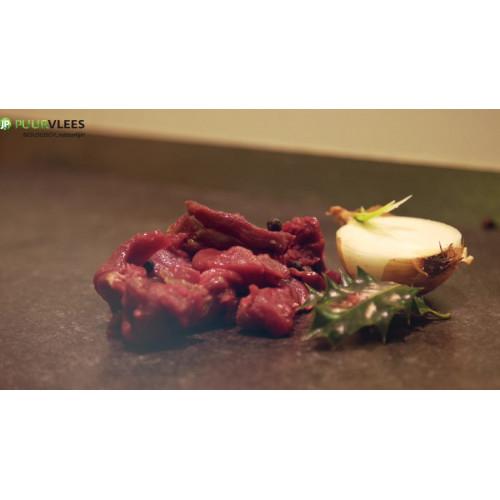 Hertenstoofvlees (wild)