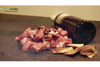 Wildzwijnstoofvlees (wild)